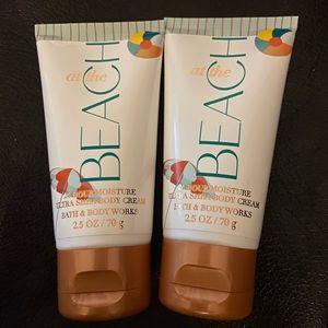 Bath & Body Works At The Beach Body Cream (2)
